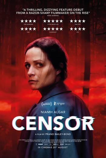 Film poster for: Censor