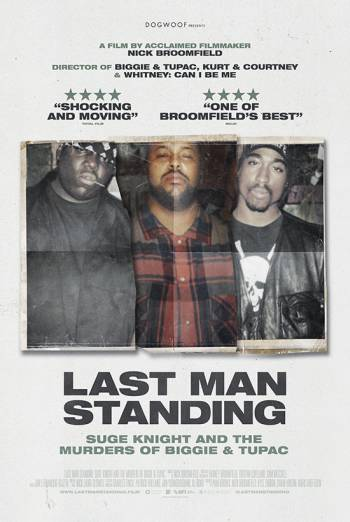 Film poster for: Last Man Standing and Q&A