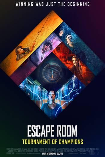 Film poster for: Escape Room 2