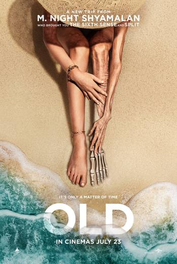 Film poster for: Old