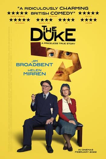 Film poster for: The Duke