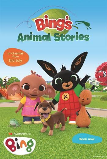 Film poster for: Bing's Animal Stories