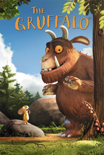 Film poster for: The Gruffalo and Zog