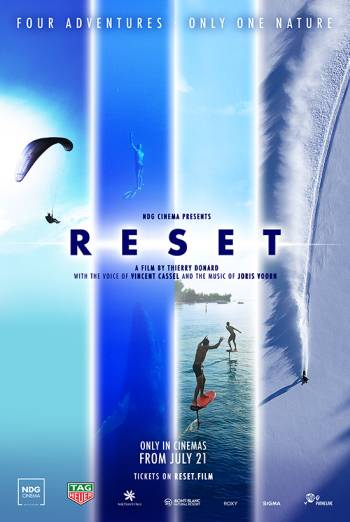 Film poster for: Reset