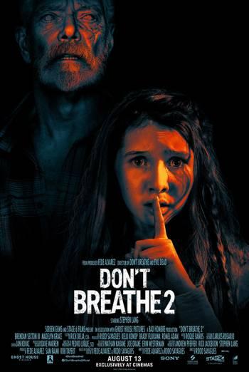 Film poster for: Don't Breathe 2