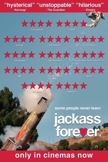 Film poster for: Jackass Forever
