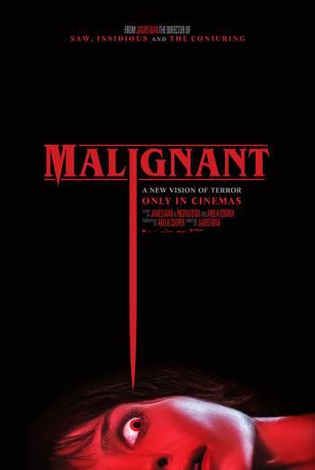 Film poster for: Malignant