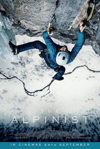 Film poster for: The Alpinist