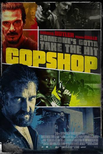 Film poster for: Cop Shop