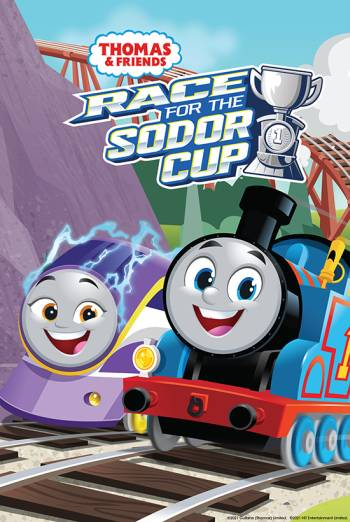 Film poster for: Thomas & Friends: Race for the Sodor Cup