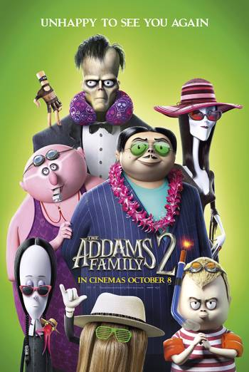 Film poster for: The Addams Family 2