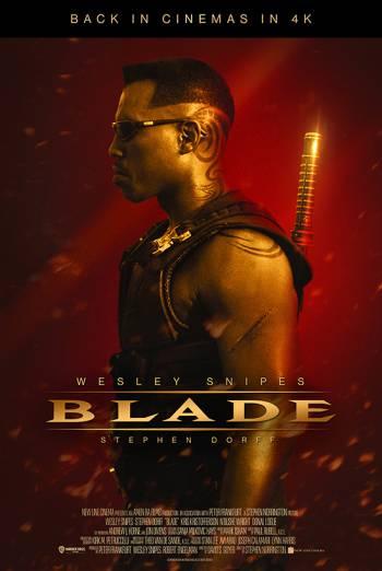 Film poster for: Blade (4K Restoration)