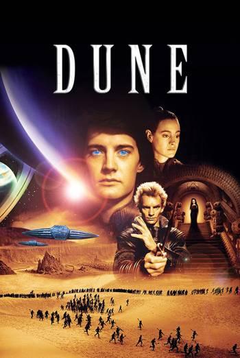 Film poster for: Dune (1984)