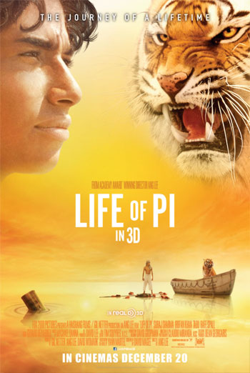 LIFE OF PI <span>[TRAILER B]</span> artwork
