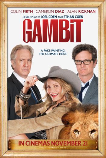 GAMBIT <span>[Additional material,Audio description]</span> artwork