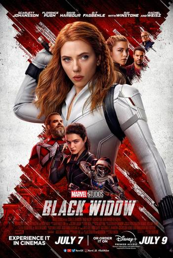 Film poster for: Black Widow
