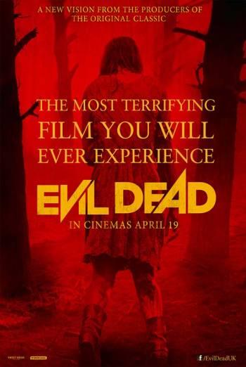 EVIL DEAD <span>(2013)</span> artwork
