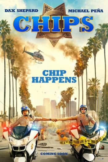 CHIPS <span>[Trailer F1]</span> artwork