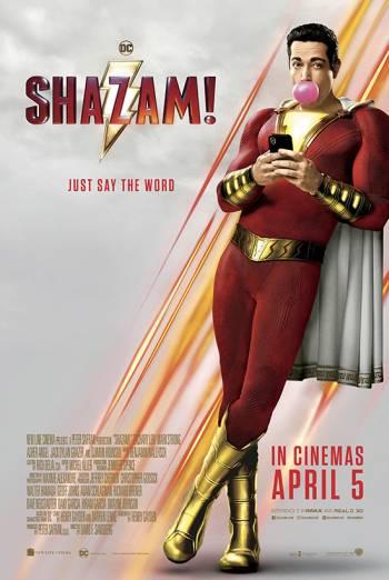 SHAZAM! <span>(2019)</span> artwork