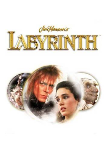LABYRINTH <span>(1986)</span> artwork