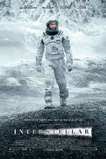 INTERSTELLAR <span>[IMAX 70MM]</span> artwork