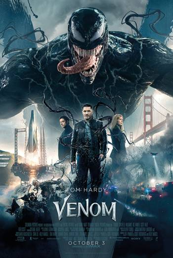 VENOM <span>(2018)</span> artwork