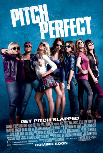PITCH PERFECT <span>[Additional material,Audio commentary with producer Paul Brooks]</span> artwork