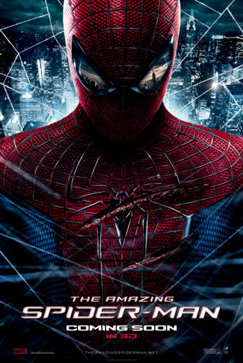 THE AMAZING SPIDER-MAN <span>(2012)</span> artwork