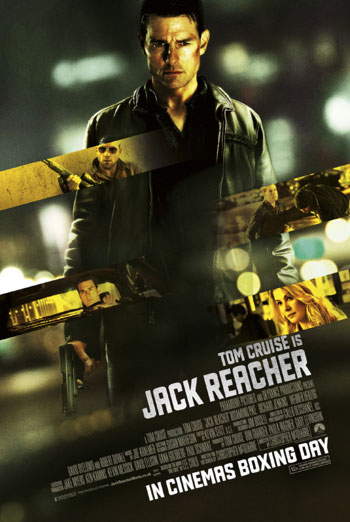 JACK REACHER artwork
