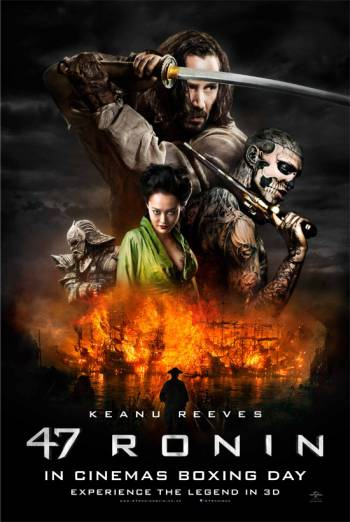 47 RONIN artwork