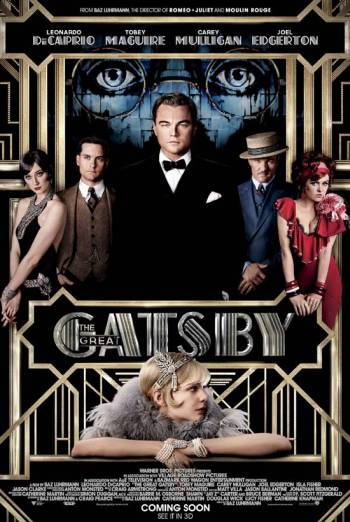 THE GREAT GATSBY <span>(2013)</span> artwork