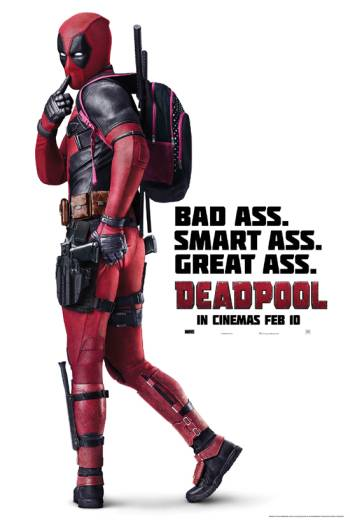 DEADPOOL <span>(2016)</span> artwork