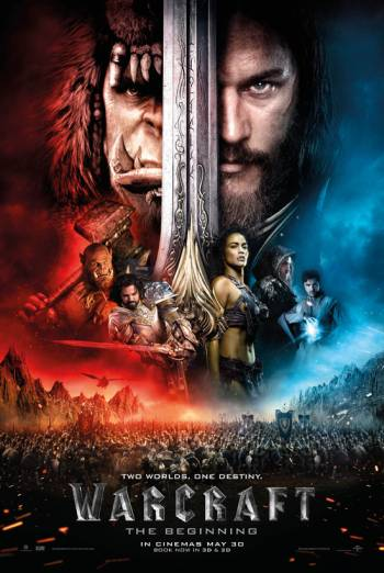 WARCRAFT: THE BEGINNING <span>(2016)</span> artwork