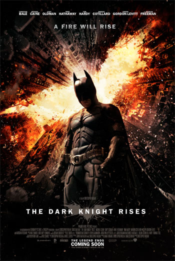 THE DARK KNIGHT RISES <span>(2012)</span> artwork