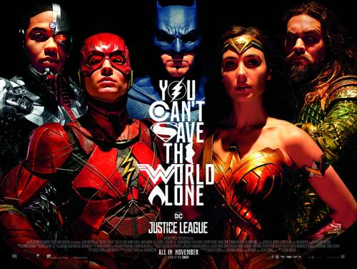 Film Review – Justice League (2017) | A Brit's Media Blog