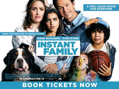 Image result for instant family poster