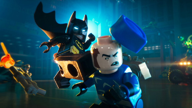 The Lego Batman Movie 3D Still