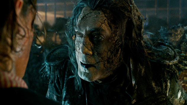 Pirates Of The Caribbean: Salazar's Revenge Still