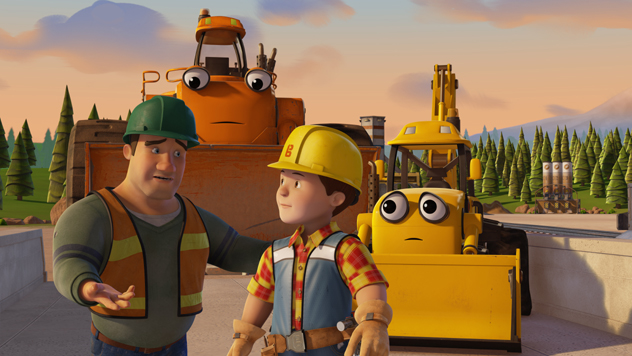 Bob the Builder: Mega Machines Still