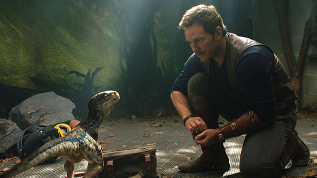 Jurassic World: Fallen Kingdom Still