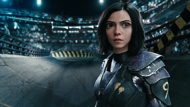 Alita: Battle Angel Still