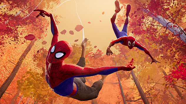 Spider-Man: Into The Spider-Verse Still