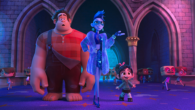 Ralph Breaks The Internet: Wreck It Ralph 2 Still