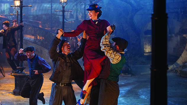 Mary Poppins Returns Still