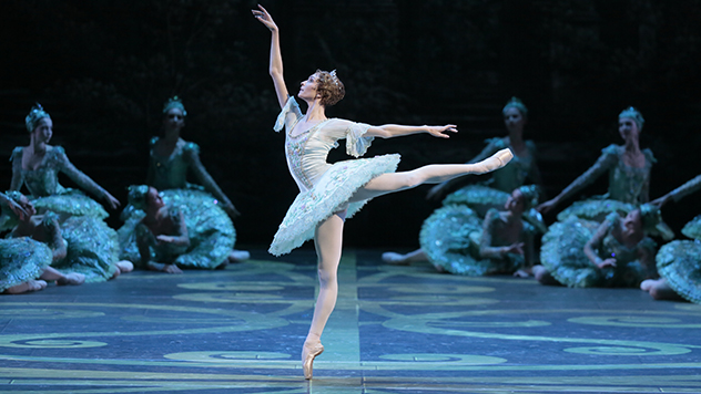 Bolshoi Ballet: The Sleeping Beauty Still