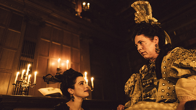 The Favourite Still