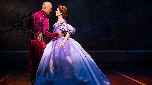 The King and I: From The London Palladium Still