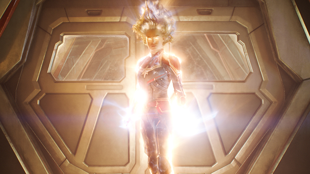Captain Marvel Still