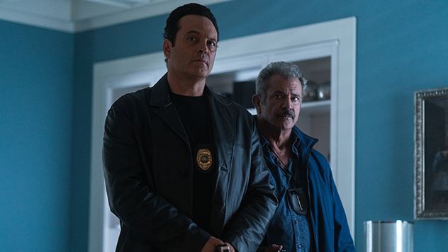 Dragged Across Concrete Still
