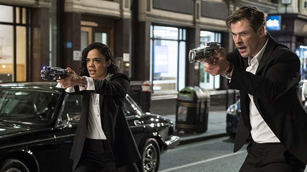 Men In Black: International Still